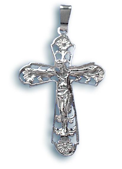 Сребърен кръст 177047