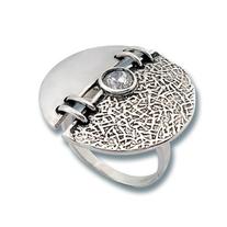 Пръстени с камък от сребро - 1585830