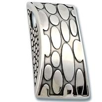 Висулки от сребро без камък - 172837