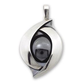 Висулки  уникати от сребро и полускъпоценни камъни 8983180