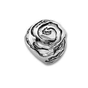 Сребърни пръстени без камък - 1515918