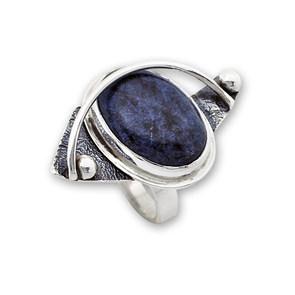 Пръстени  уникати от сребро и полускъпоценни камъни 8985199