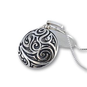Висулка от сребро без камък 187687
