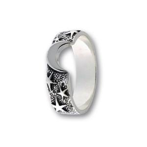 Сребърни пръстени без камък - 1666171