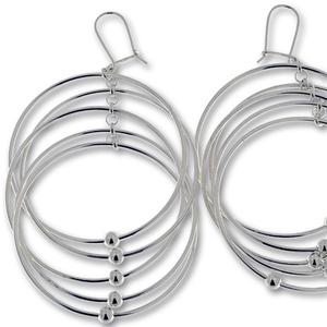 Нови модели на бижута от сребро - 401060