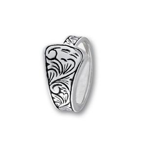 Сребърни пръстени без камък - 1546170