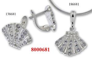 Нови модели на бижута от сребро - 8000681