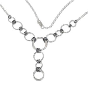 Колиета от сребро - 407059
