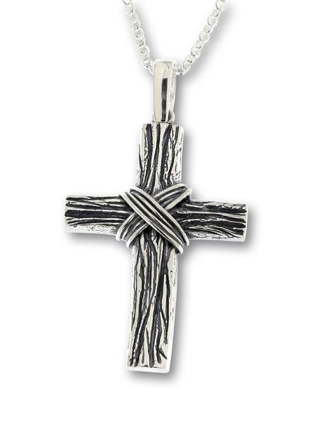 Сребърен кръст 177672