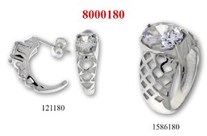 Нови модели на бижута от сребро - 8000180