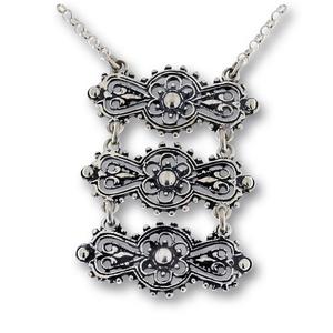 Колиета от сребро - 701215