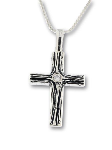 Сребърен кръст 183673