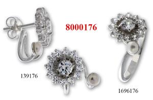 Нови модели на бижута от сребро - 8000176