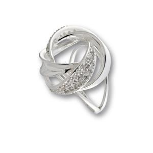 Пръстени с камък от сребро - 1616177
