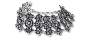 Нови модели на бижута от сребро - 201215