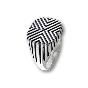 Сребърни пръстени без камък - 1516168