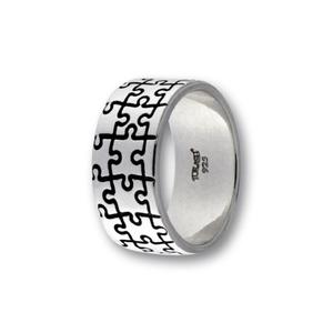 Сребърни пръстени без камък - 1516161