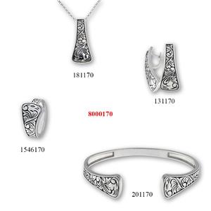 Нови модели на бижута от сребро - 8000170