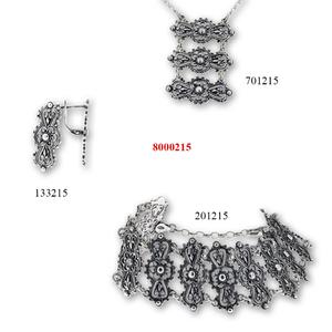 Нови модели на бижута от сребро - 8000215